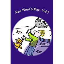 New Word A Day - Vol 7: Vocabulary Cartoons and Riddles