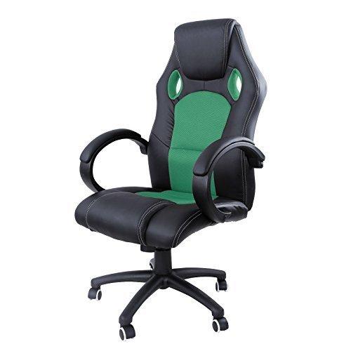 Songmics 119-129 cm Racing silla para...
