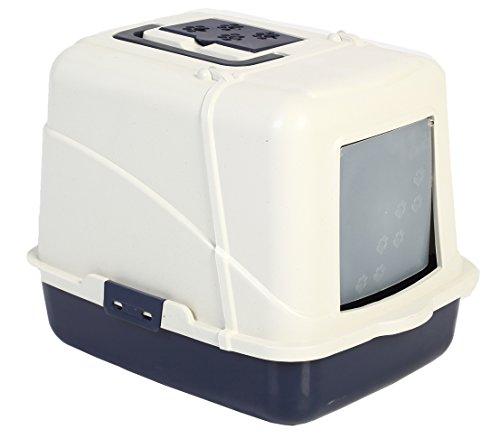 Dehner-Gatto-Toilette-Hugo-con-filtro-a-carbone-ca-50-x-40-x-41-cm-in-plastica-colore-blu