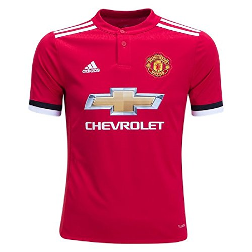 adidas Manchester United FC Home Youth Jersey [REARED] (M) -