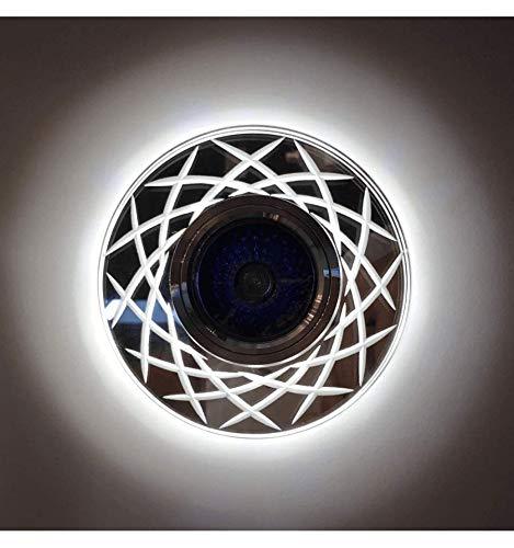 Spot double éclairage GU10 & LED - Noctis KOSILUM - IP20 - Classe énergétique : Compatible avec A, B, C, D, E - 220/230V 50/60Hz - - - Argenté / Chromé - Descriptif technique du luminaire :Culot de l'ampoule :GU10 | Nombre d'ampoules : 1 | Indice de protection : IP20 | Puissance : | Tension : 220/230V 50/60Hz | Poids du luminaire : 0,12 kg | Poids du colis : 0,31 kg - KOSILUM