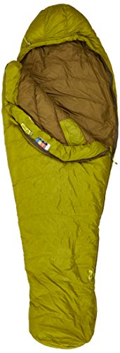 Marmot Hydrogen - Sacos de dormir - regular amarillo 2018