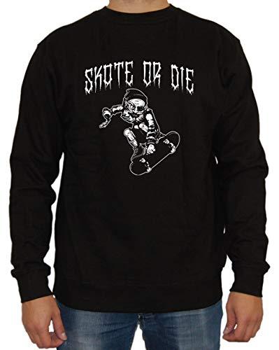 Artshirt Factory Skate or Die Sweater -