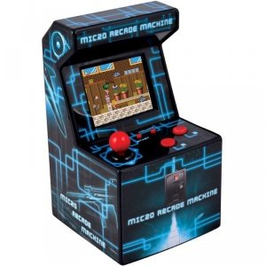 Taikee Micro Arcade Machine with 240 Built in Games - 16 Bit