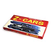 Z Cars - The Classic 1960s TV Series Retro Board Game