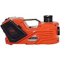 YASI MFG électrique Cric hydraulique Jack 3,5Tonnes 45cm kit Automatique d'urgence Lift pour Toutes Les Voitures Vans Camions SUV