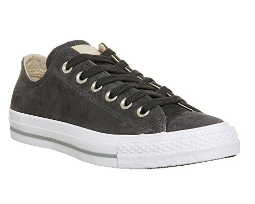 CONVERSE Designer Chucks Schuhe - ALL STAR - Almost Black Ivory Suede Exclusive