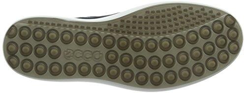 Ecco Herren Soft 7 Men's Slip On Sneaker Blau (Navy)