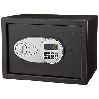AmazonBasics Security Safe 14 L - Black