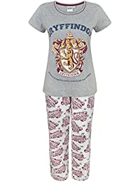 Harry Potter Gryffindor Womens Pyjamas