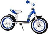 YIPEEH volare00736 Volare Thombike - Bicicleta de Equilibrio para Joven (Metal, 30,5 cm)