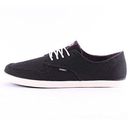 Element Topaz, Chaussures de skateboard homme Rouge