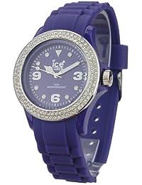 Ice-Watch Unisex - Armbanduhr Stone Sili Analog Quarz Silikon ST.PSD.U.S.10