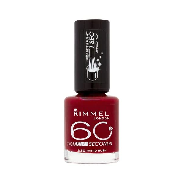 Rimmel – Esmalte de uñas 60segundos
