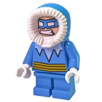 LEGO Super Heroes Captain Cold (Short Legs) Minifigure