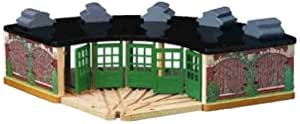 Learning Curve Wooden Thomas & Friends: The Engine Shed