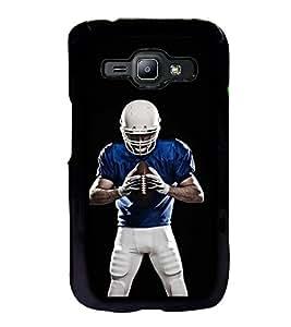 ifasho Designer Back Case Cover for Samsung Galaxy J2 J200G (2015) :: Samsung Galaxy J2 Duos (2015) :: Samsung Galaxy J2 J200F J200Y J200H J200Gu (Rugby Belo Horizonte Brazil Orai)