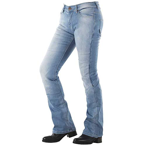Overlap Harlow Jeans mujer homologue ruta, azul, talla 28