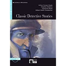 Classic Detective Stories - Buch mit Audio-CD (Black Cat Reading & Training - Step 3)