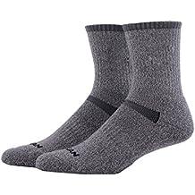 Calcetines de Senderismo MEIKAN COOLMAX Trekking de Lana Merino , calcetines de rendimiento para entusiastas de los deportes al aire libre, Para hombres y mujeres