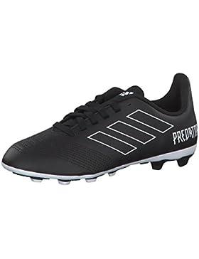 Adidas Predator 18.4 FxG J, Botas de fútbol Unisex niños