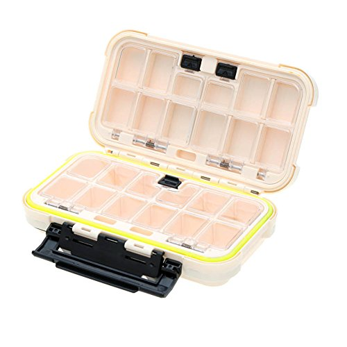 Balai Fishing lure Box 24 Compartments Dual