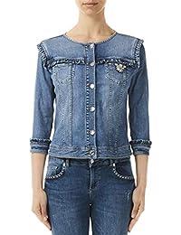 Amazon.it  abbigliamento donna liu jo - Giacche e cappotti   Donna ... 4be32407091