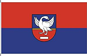 Flagge Fahne Hissflagge Ganderkesee - 60 x 90cm