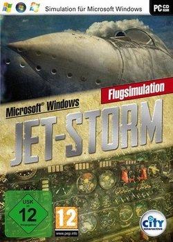 Jet Storm - Flugsimulation - [PC]