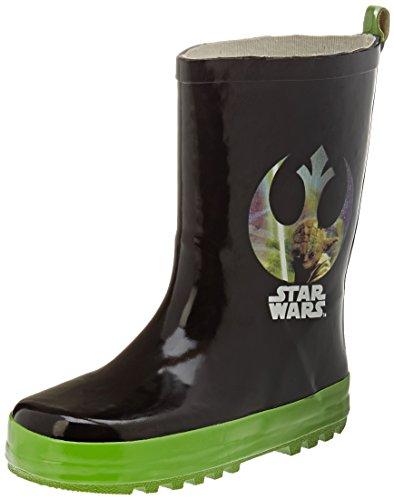 Star Wars 120891, Bottes et Bottines de Pluie Garçon