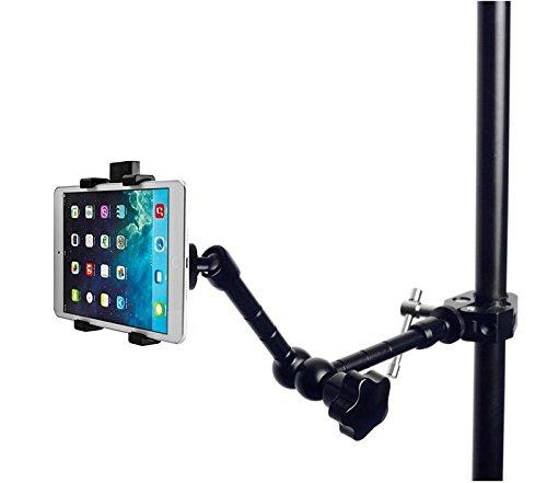 11 pulgada clip articulado brazo mágico+Pinza cangrejo alicates+Soporte de Tablet para iPad mini 4 3 2 1