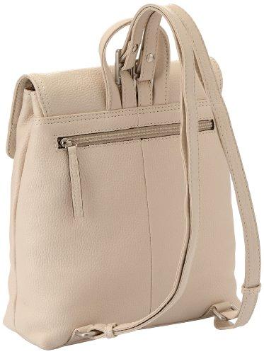 Gerry Weber Los Angeles Ii Backpack, Sacs portés dos Femme Blanc (offwhite)