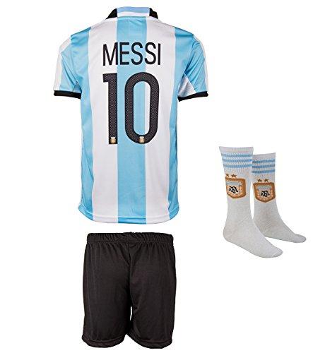 SVB Argentina Mundial 18y Copa America 16# 10Messi-Niños