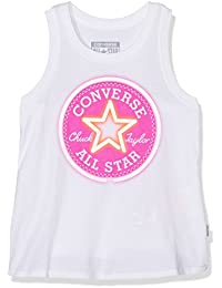 Converse Neon Chuck Patch Tank Black, Survêtement Fille