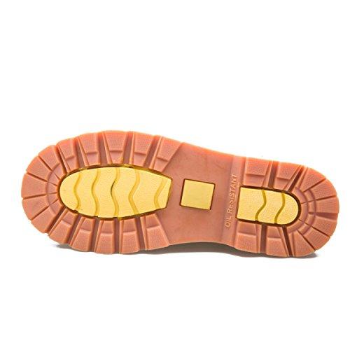 Autunno E Inverno Uomini Scarpe Con Attrezzi Pizzi Scarpe Alla Rinfusa Inghilterra Scarpe Casual Scarpe Singole golden