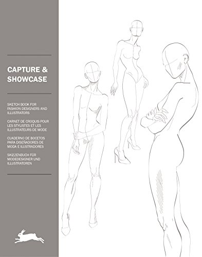 Capture & Showcase: 2: Fashion Figure Templates