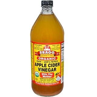 Braggs Organic Apple Cider Vinegar, 946ml (Pack of 2)