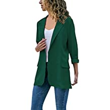 new arrival 10185 1f85d Amazon.it: giacca donna verde lunga