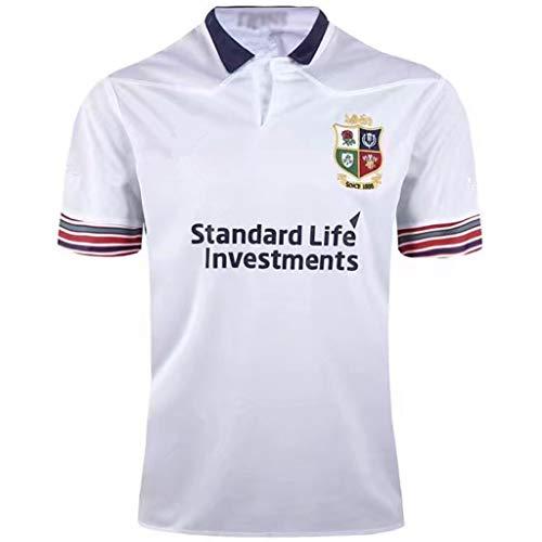 Liabb Irish Lion Rugby Jersey Camisetas Rugby fanáticos