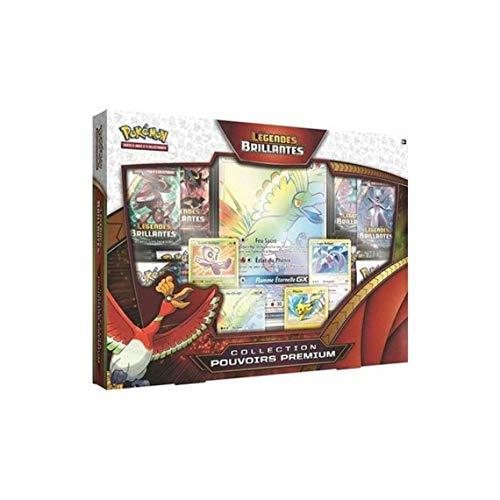 Pokémon - Coffret Pokemon - Ho-Oh GX Soleil et Lune 3 - 0820650550089