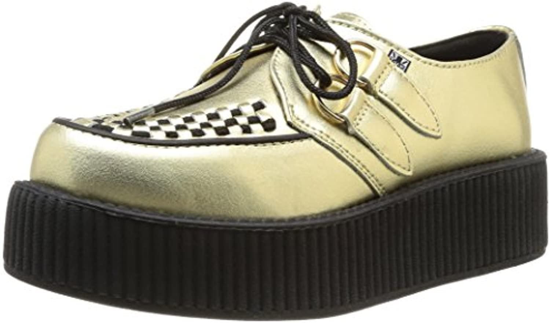 T.U.K. Tuk Viva Mondo Creeper  Unisex Erwachsene Hohe Sneakers