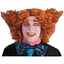 Mad Hatter Wig Red (peluca)