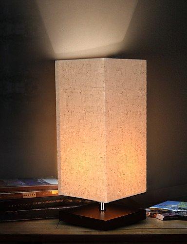 ZSQ E27 14*35cm 5-8?220V interruttore a pulsante Paese americano nelle arti creative Lino giapponese Dimmer lampada LED luce bianca , #170
