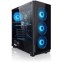 PC Gaming - Megaport Ordenador Gaming PC Intel Core i5-10400F 6X 2.90GHz • GeForce GTX1650 • 16 GB DDR4 • Windows 10 Home • 1TB HDD • WLAN • PC Gamer • Ordenador de sobremesa
