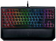 Razer BlackWidow TE Chroma v2 Mechanical Gaming Keyboard: Green Key Switches