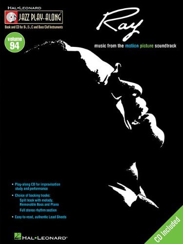 Ray: Music from the Motion Picture Soundtrack [With CD (Audio)]: 94 (Hal Leonard Jazz Play-Along) by Mark Taylor (Arranger), Jim Roberts (Arranger), Ray Charles (Recorder) (1-Jun-2009) Paperback