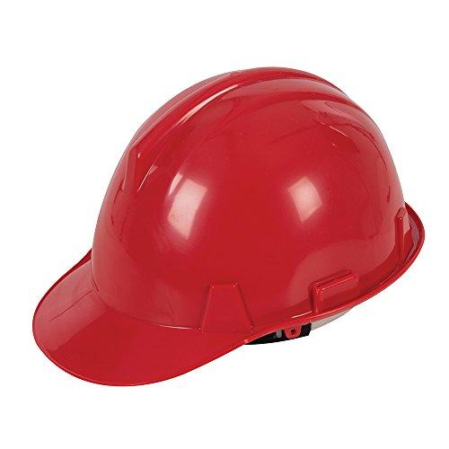 Silverline 868668 Schutzhelm Rot