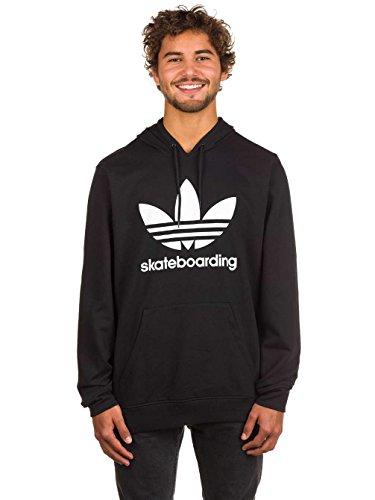 adidas Herren Clima 3.0 Sweatshirt, Weiß, Einheitsgröße schwarz