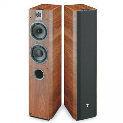 "Focal Chorus 716 Walnut loudspeaker - loudspeakers (Speaker set unit, 2.5-way, Floor, Closed, Built-in, 2.54 cm (1"")) in offerta da Polaris Audio Hi Fi"