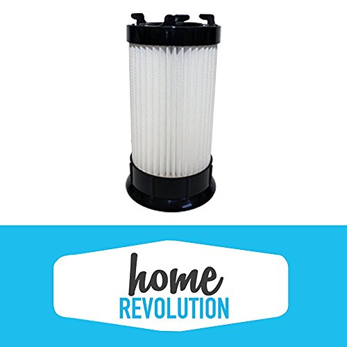 Eureka-ersatz-filter (Eureka dcf-4, dcf-18Teil 63073, 62132, 63073A, 3690, 18505; passt Eureka Lightspeed, Lightforce, Maxima, 4700, hp5555und 5500Serie. Waschbar Staub Filter; Home Revolution Marke Qualität Ersatz)